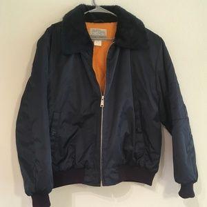 Vintage SEARS Work Outerwear Bomber Jacket  (XL)